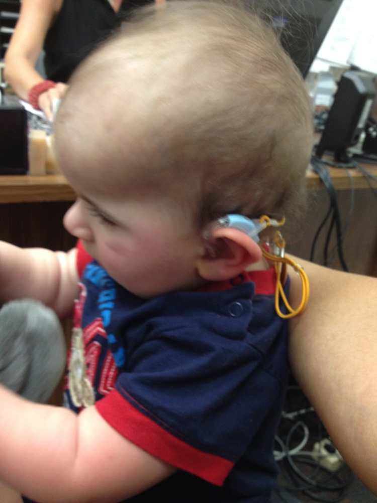 Braxton gets his Hearing Aids (4/6)