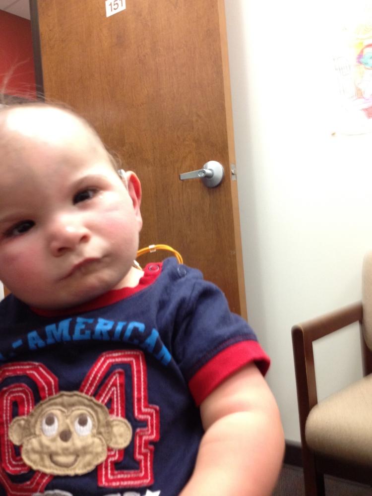 Braxton gets his Hearing Aids (5/6)