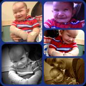 Braxton Laughing