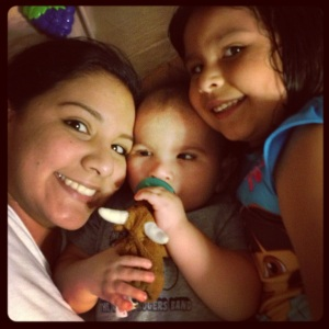 The kids and Me