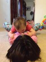 Brax attacking Aileen