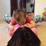 Brax attacking Aileen