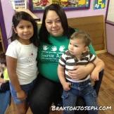 The kiddos with Ms Rosalinda