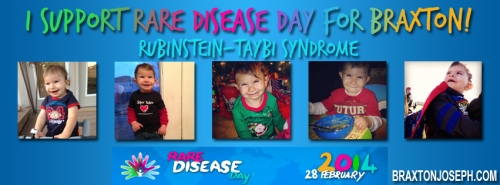 Support Rare Disease Day