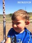 On the school playground