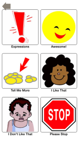 Here is a sample board for different expressions.